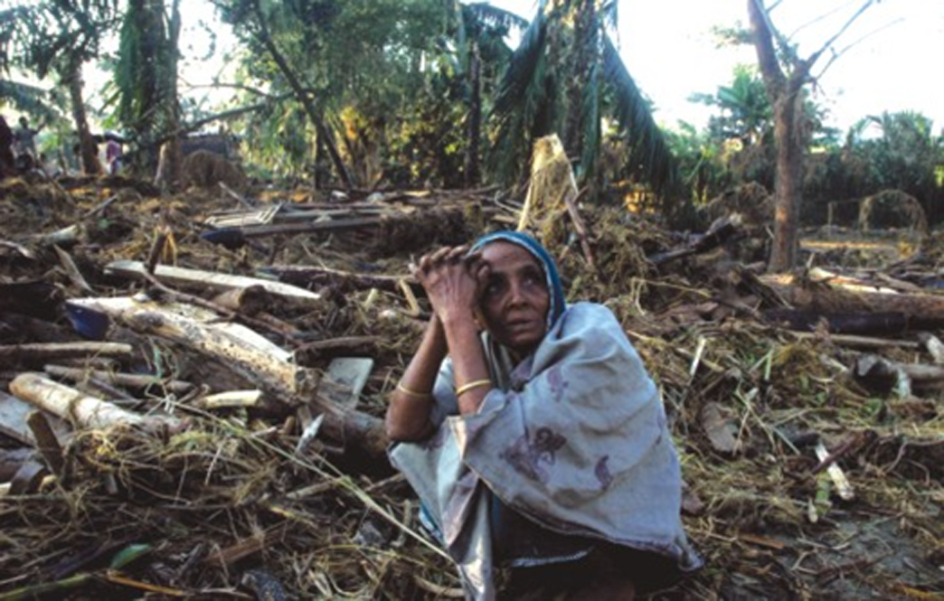 Climatic Hazards and the Bay of Bengal Delta – Moazzem Hossain