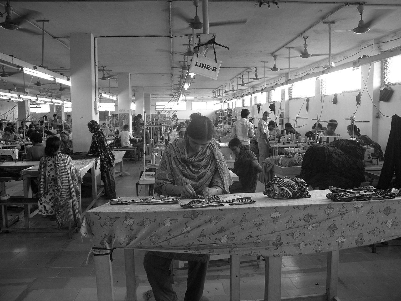 Unsafe Working Conditions In The Rmg Sector Of Bangladesh
