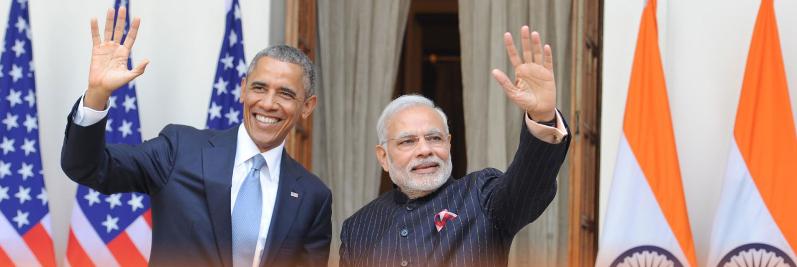 The Curious Courtship of Barack Obama and Narendra Modi